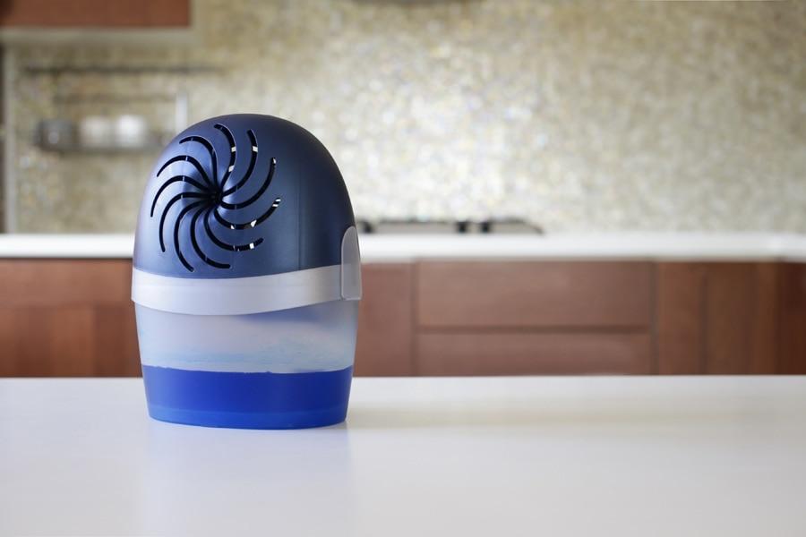 dehumidifier indoor air quality