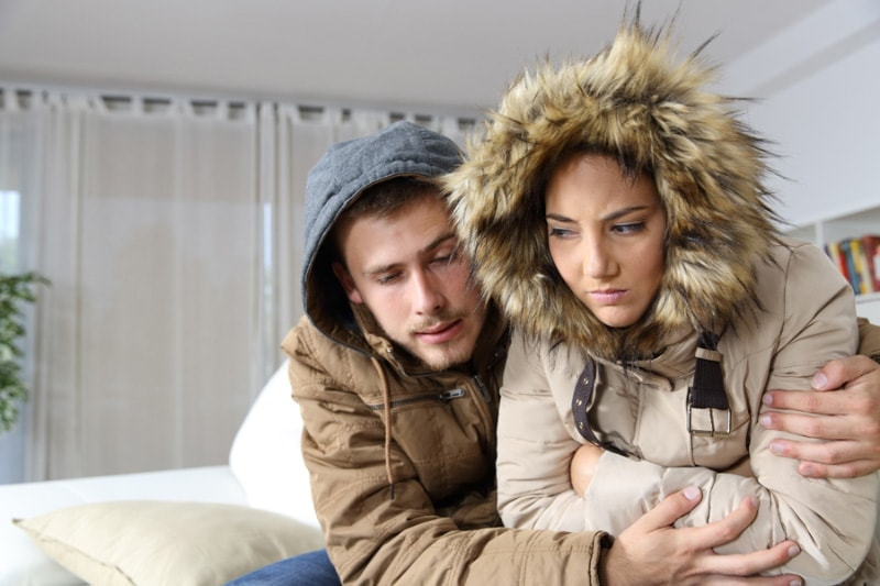 Cold Couple